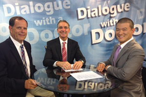 Dr. Kevin Lam on Dialogue with a Doctor TV Show